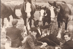 71-4-boys-and-4-horses-possibly-Kennethmont-show-1935-see-list-for-details
