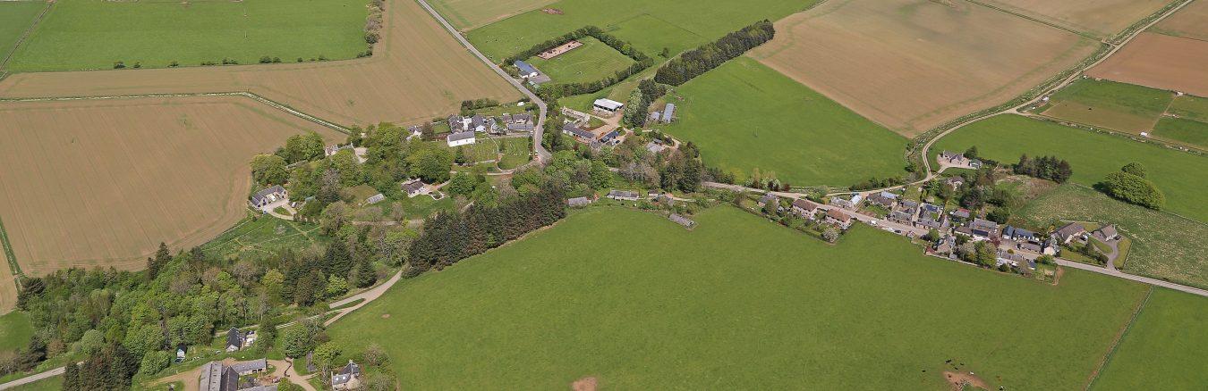 Clatt Village